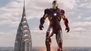 ✘Người Sắt✘Màn Biến Đổi Áo Giáp Của Người Sắt 1,2,3  Các Phần 1,2,3, Civil war, Avenger