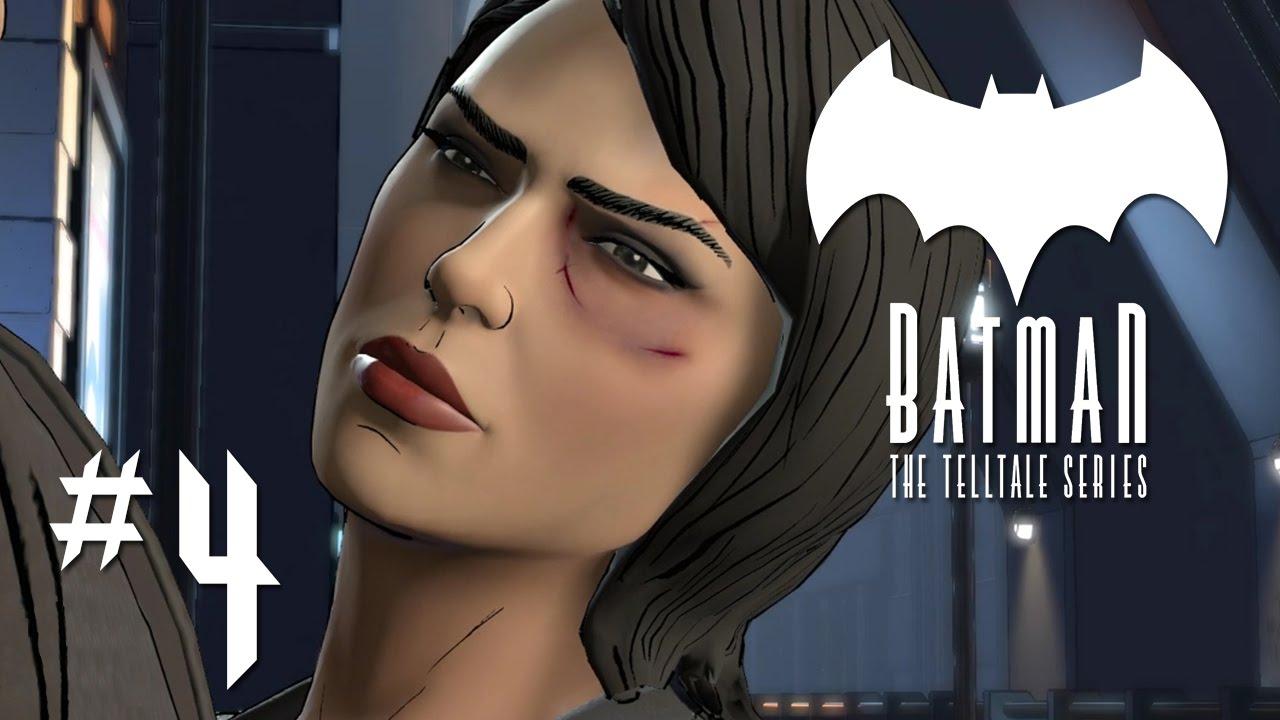 Catwoman Unmasked Telltale Batman 4 Episode 1