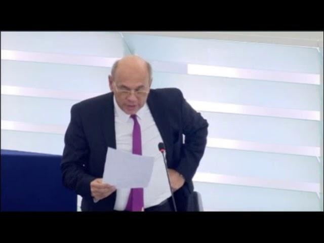 Jean-Luc Schaffhauser sur la situation en Afghanistan