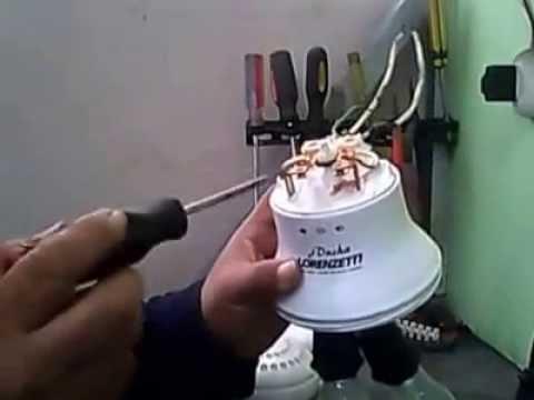 Ducha electrica de pase rapido youtube for Como funciona una regadera electrica
