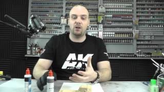 AK Interactive : Basic Weathering Series : Episode.1 Part 1 : Modulation