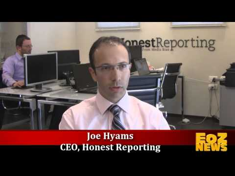 EoZ Interview with Joe Hyams, CEO of Honest Reporting