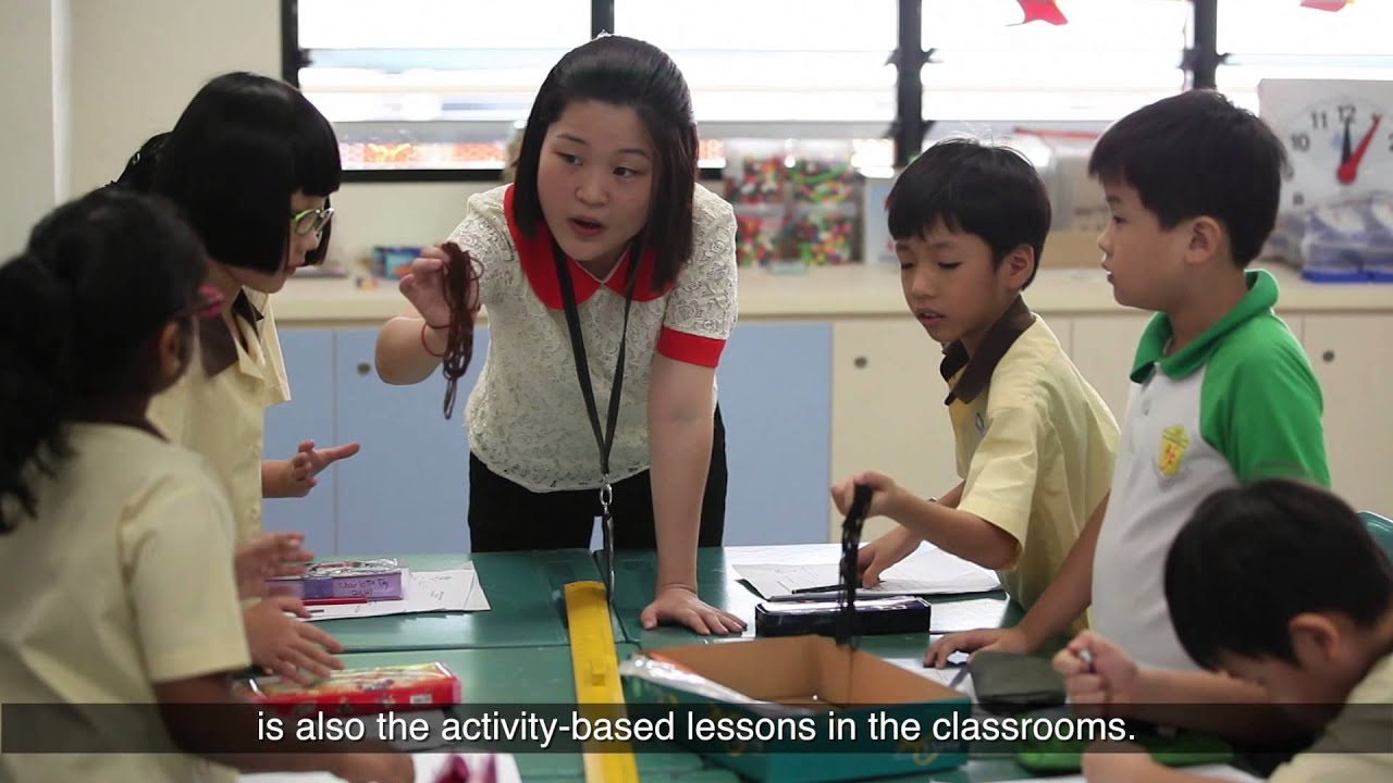 Fun & Activity-based Mathematics