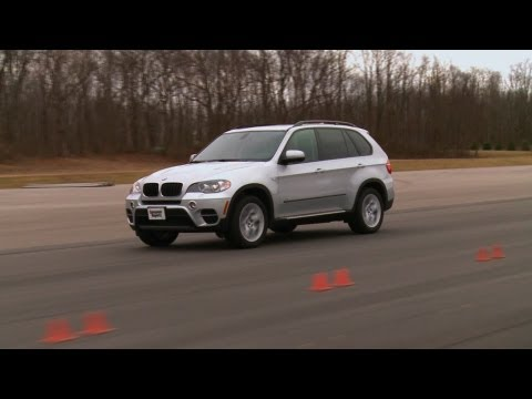 BMW X5 review from Consumer Reports