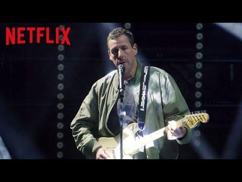 Adam Sandler: 100% Fresh | Chris Farley Tribute [HD] | Netflix Is A Joke