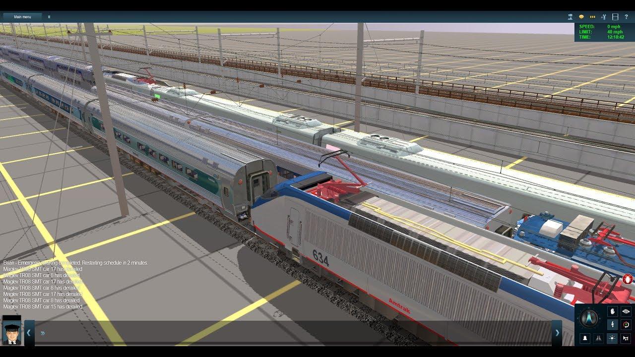 Trainz 12 Amtrak Amfleet – Home Exsplore