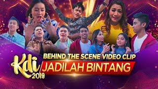 SERU BANGETT! Behind The Scene Shooting Video Clip JADILAH BINTANG