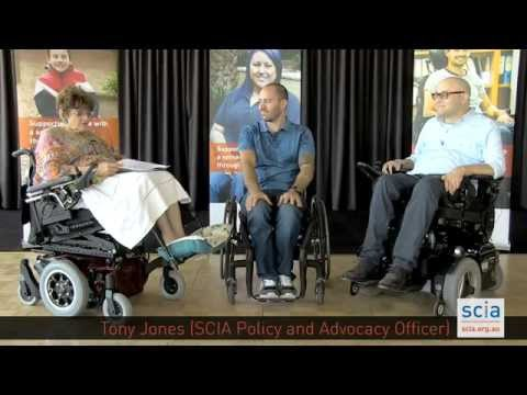 Spinal Cord Injuries Australia NDIS Discussion - Complete Video