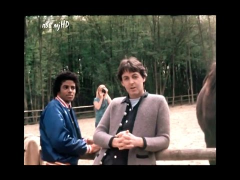 Michael Jackson & Paul McCartney (Unreleased Footage 1981)
