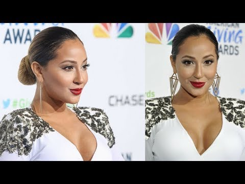 Adrienne Bailon ANNOUNCES NEW MOVIE in 2018!