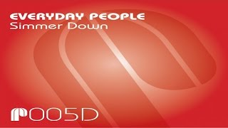 everyday people simmer down single
