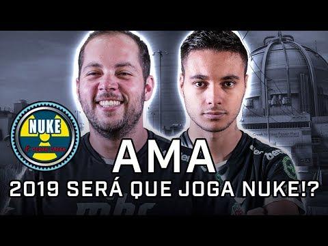 2019 SERÁ QUE JOGA NUKE?! - AMA with zews & felps