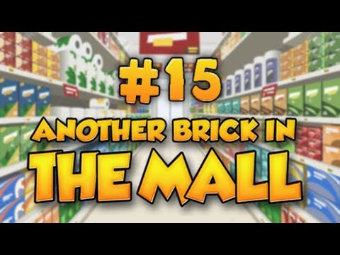Første, nye butik! // Another Brick in the Mall #15