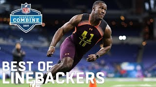 Best of Linebacker Workouts! | 2019 NFL Scouting Combine Highlights