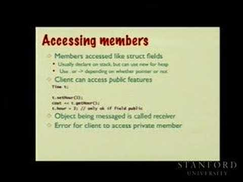 Lecture 17 | Programming Abstractions (Stanford)