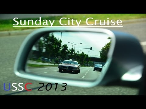 Sunday City Cruise Dresden Part 1 (USCC 2013)