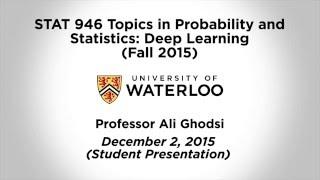 Deep Learning: Keras Short Tutorial