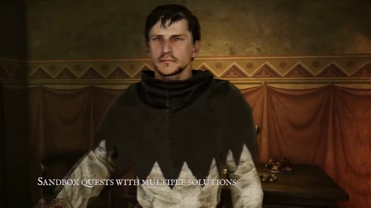 Games That Come With The Ps4 : Kingdom come deliverance game reveal trailer pc ps xo