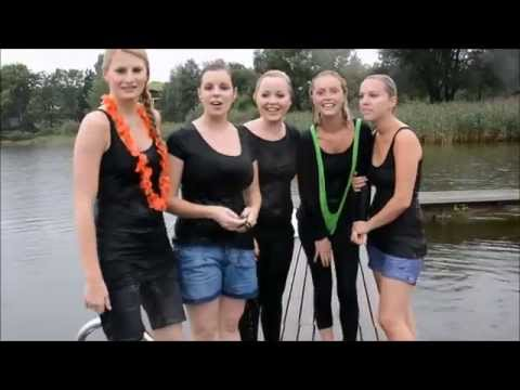 Hugos - Cold Water Challenge 2014
