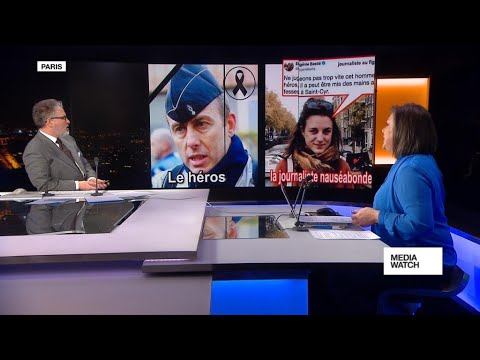 France's hero gendarme: honoured and insulted