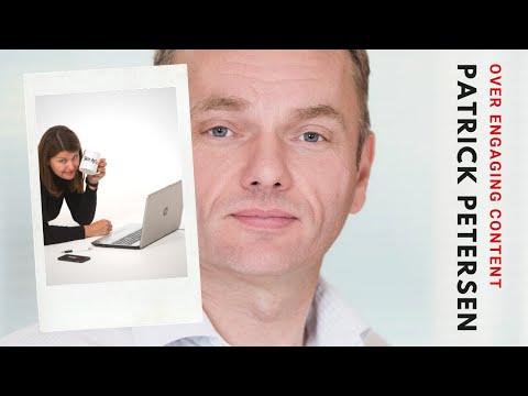 SimplySas met Patrick Petersen over Engaging Content