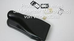 SIM-Karten Stanzer - von W!ckedChili