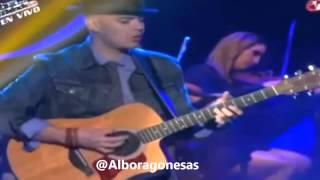 """Pablo Alboran y Jesse y Joy """"Donde esta el amor"""" La Voz Mexico2013"""
