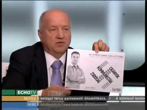 Jobbik-MSZP koalíció? - Echo Tv