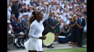 2018 Comeback Player of the Year: Serena Williams