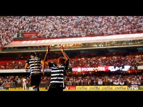 São Paulo 0 x 2 Corinthians - Paulistão  - Semifinal - 1604 - Narração Nilson César