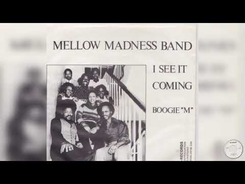 Mellow Madness Band - Boogie M (BR-Records.979-BR.Germany.1979)