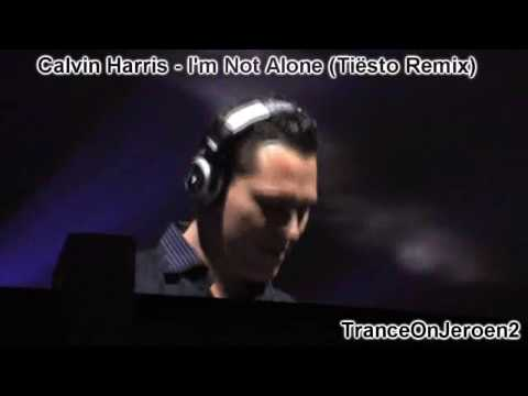 Calvin Harris - I'm Not Alone (TIESTO Remix) + TIESTO EXCLUSIVE VIDEO