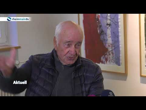 Armin Mueller Stahl zu Besuch in Bad Soden