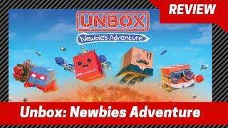 Unbox: Newbies Adventure - Review