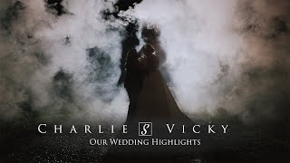 Wedding Videography at Beaulieu Hotel - Charlie & Vicky - Wedding Highlights - Spice Wedding Films