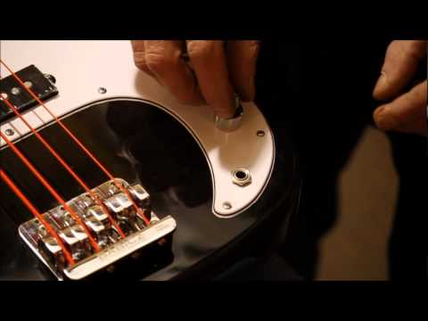 how-to-install-knobs-on-your-bass-guitar