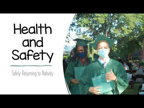 Nativity Preparatory Academy Reopening Plan 2020-21