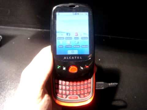 Alcatel OT-980 WMC 2010 CellulareMagazine.it Eng