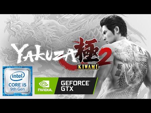 Yakuza Kiwami 2 | ASUS TUF FX505GT | Gaming Benchmark |
