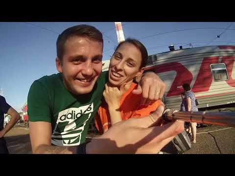 Поездка на реку Ахтуба. Астраханская Облась. г. Харабали 2017 год (1080р)