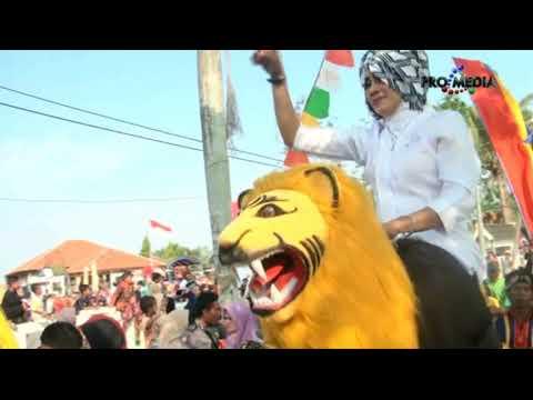 SIUH NAEK MINANTU ANYAR - SISINGAAN PUTRI BINANGKIT (Karnaval Kemerdekaan Ds. Kiarasari 17-08-2017)