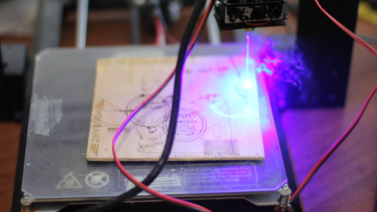 How to connect the laser to 3D printers and CNC machines