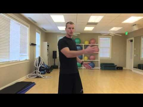 3 minute total body warm-up routine for golf