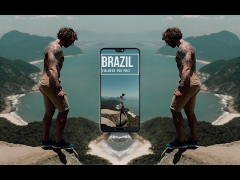 A FILM ABOUT BRAZIL - SHOT ON THE HUAWEI P20 PRO -