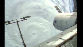 Tropical cyclone Nuri strengthened into a Super Typhoon