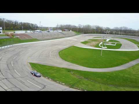 Beale Racing - Private Practice at Madison International Speedway