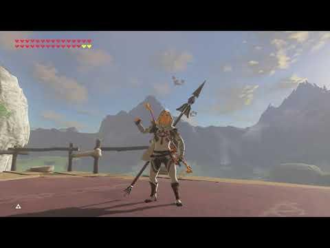 BOTW Clippet - Reddit Archery Challenge - YouTube