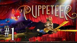 Puppeteer - Part 1 - Meet Kutaro