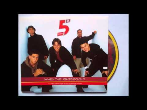 Five  When The Lights Go Out UKUS Mix HQ + MP3