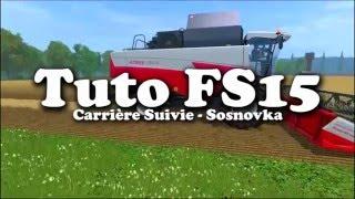 Carrière suivie Sosnovka #3